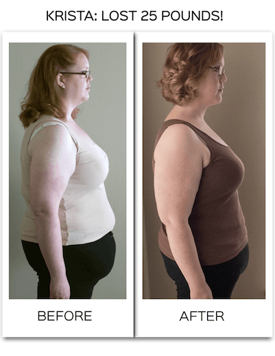 lose 25 pounds without dieting